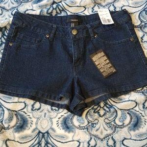NWT Forever 21 Denim Shorts